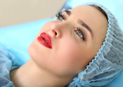 "Permanent Makeup Full Lips Micropigmentation ""Candy Lips"""