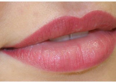 Permanent Makeup Full Lips Micropigmentation