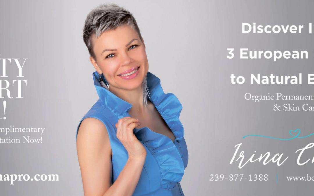 Meet Your Beauty Expert Irina